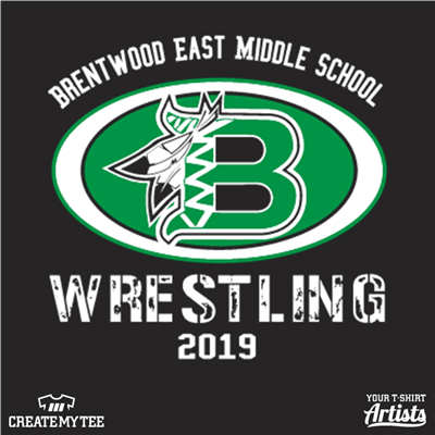Brentwood East, Middle School, School, Wrestling, 4