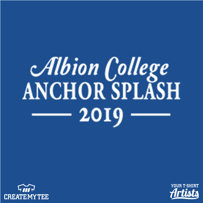 Delta Gamma, Anchor Splash, Albion, College, Greek