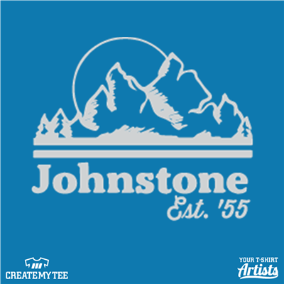 Johnstone, Est 1955, Mountain