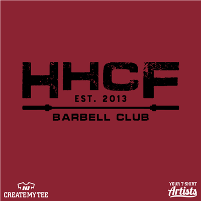Heavy Hitters, Crossfit, HHCF, Barbell Club, 2013, 10