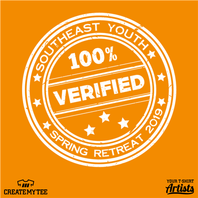 Southeast Youth, Spring Retreat, 100%, Verified