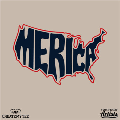 Amazon, Merica, USA, 4th Of July, Patriotic, 9