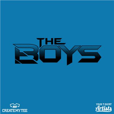 The Boys, Logo