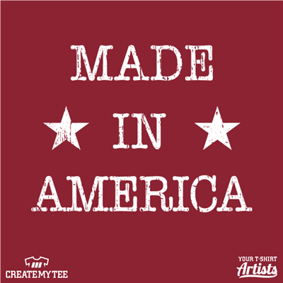 Made In America, America, 4th of July, Amazon