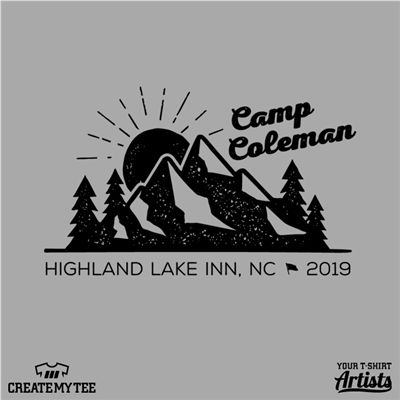 Coleman, Camp, Family Reunion