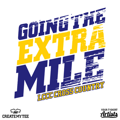 Lorrain, Cross Country, LCCC, Going the Extra Mile, 10