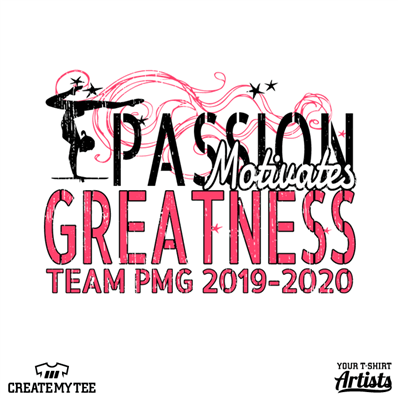PMG, Passion Motivates Greatness, Dance, 10