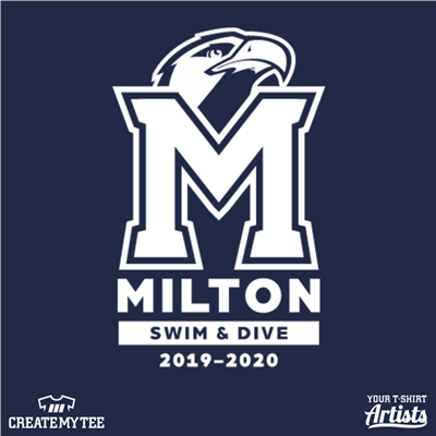 Miton, High School, Swim, Dive, Eagle, M, 2019, 2020