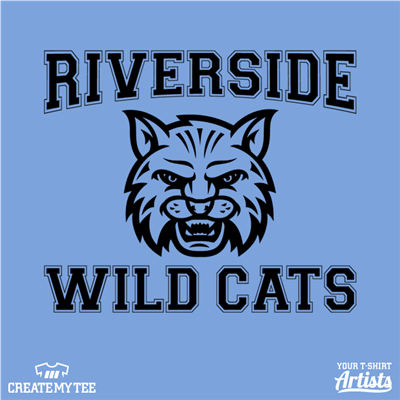 Riverside, Academy West, Wild Cats, 2019