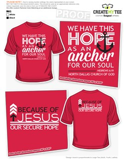 Church T-Shirt Designs | CreateMyTee