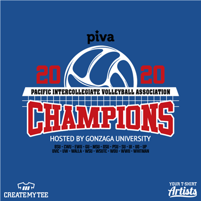 Piva, Volleyball, Champions, 2020