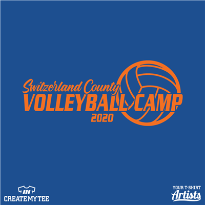 Switzerland County, Volleyball Camp, Volleyball