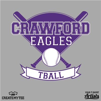 Crawford Eagles, Tball