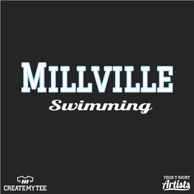 millville, swimming, front, 12