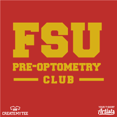 fsu, pre, optometry, club, lc
