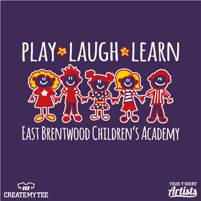 East Brentwood Children's Academy, Children, Play, Laugh, Learn, 10