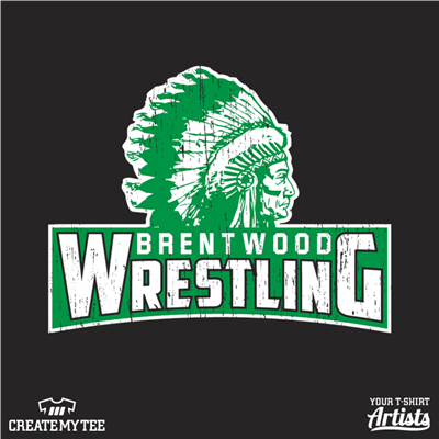 Brentwood, East, Middle School, Wrestling, 2020, 10