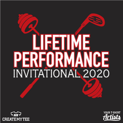 Lifetime Performance, Invitational, 2020, 3.5
