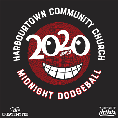 MDMB, Harbourtown, Church, Midnight Dodgeball, Dodgeball, Sport