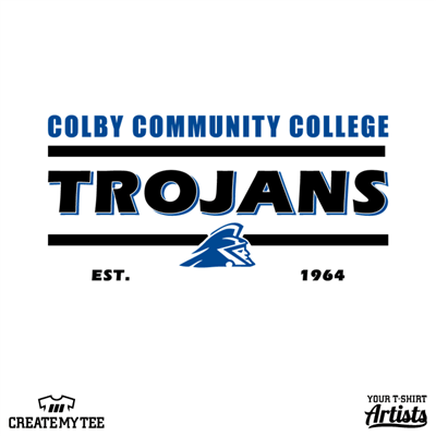 Trojans, Colby Community College