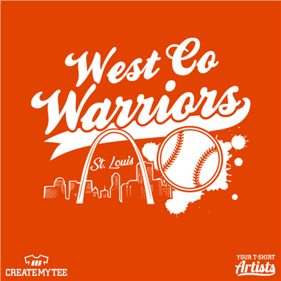 West Co. Warriors, Softball, St. Louis, Team, Sports