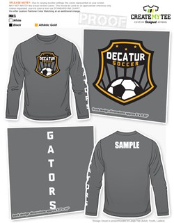 1ca4fc1da Soccer Team Shirt   Apparel Designs