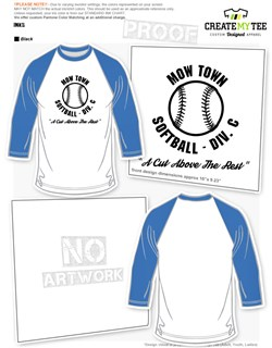 Custom Softball T-shirts & Apparel | CreateMyTee