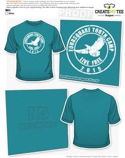 731790977 All Summer Camp T-Shirt Designs