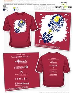 f0a7d17e6 All Road Race & Marathon T-Shirt Designs   CreateMyTee