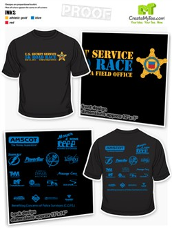 road race shirt