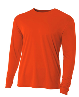 A4 Cooling Performance Long-Sleeve T-Shirt