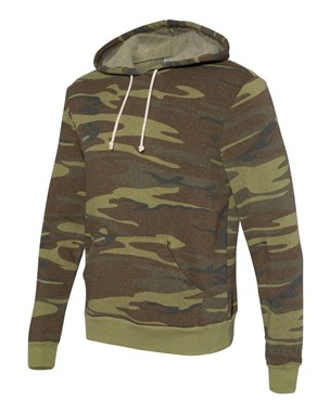 Alternative Challenger Eco-Fleece Hoodie