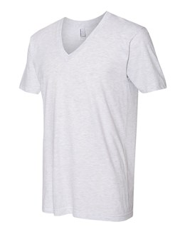 American Apparel Fine Jersey V-Neck T-Shirt