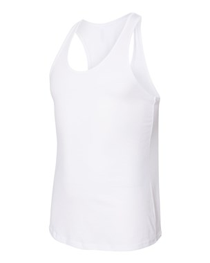Bella Ladies' Jersey Racerback Tank Top