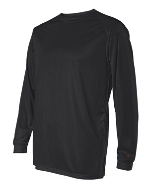 Badger B-Core Long-Sleeve T-Shirt