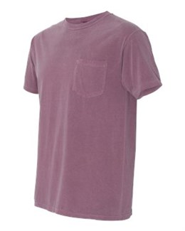 Comfort Colors Ringspun Pocket T-Shirt