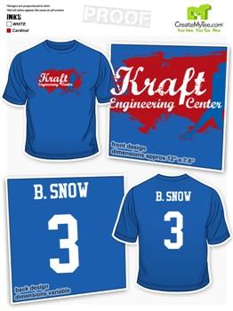 Softball Team T-Shirts, Custom Softball Shirts | CreateMyTee