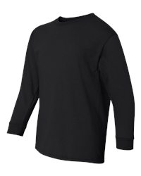 Gildan Youth Heavy Cotton Long-Sleeve T-Shirt