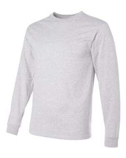 Jerzees Dri-Power Long-Sleeve T-Shirt