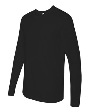 Next Level Fitted Long Sleeve T-Shirt