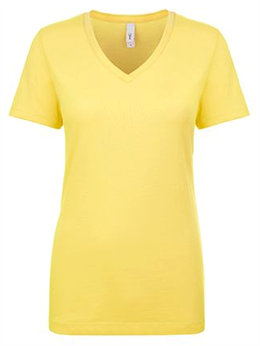 Next Level Ladies' The Ideal V-Neck T-Shirt